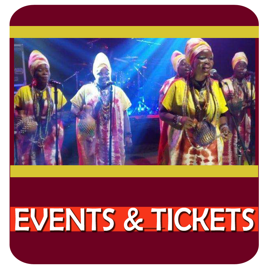 ADUNNI & NEFRETITI - EVENTS & TICKETS