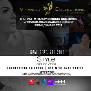 Vhanley Collections Fashion Week